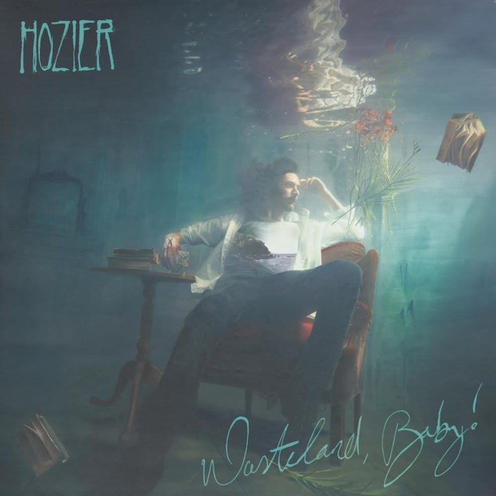 Album Review: Hozier is impressively poetic on 'Wasteland, Baby!'