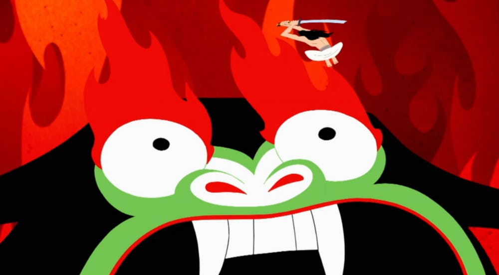 Tv Review Samurai Jack Wraps Up With A Speedy Finale Laced With