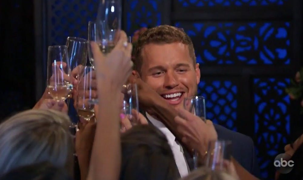 TV Review: Colton's virginity was the topic of conversation on the season premiere of 'The Bachelor'
