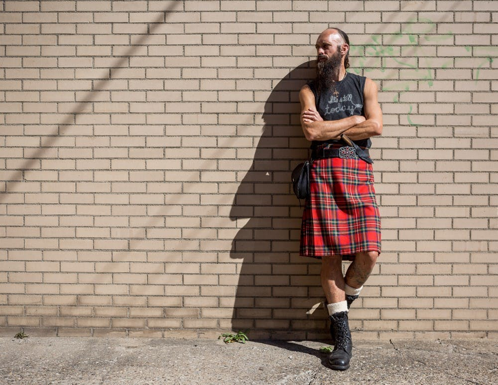 Kilts stay popular throughout decades of traditional wear
