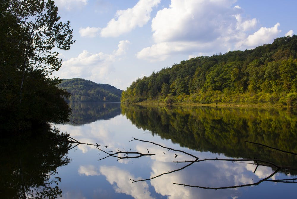 Body found Friday at Strouds Run State Park