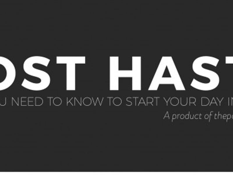 post haste banner