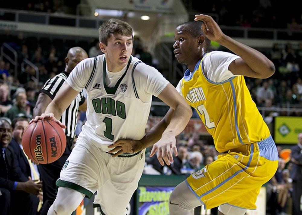 Basketball: Carter shines in gloomy Ohio loss to Toledo