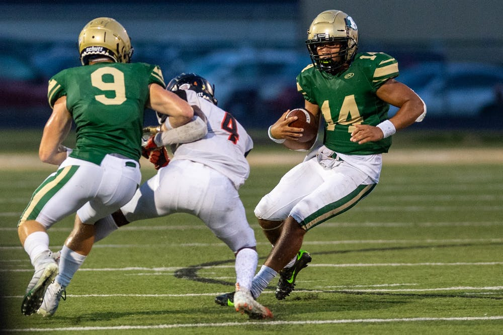 High School Football: Athens loses second straight to Marietta