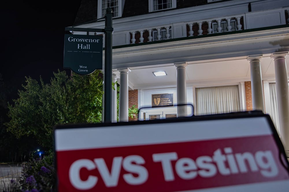 Students report long wait times, confusion at COVID-19 testing locations