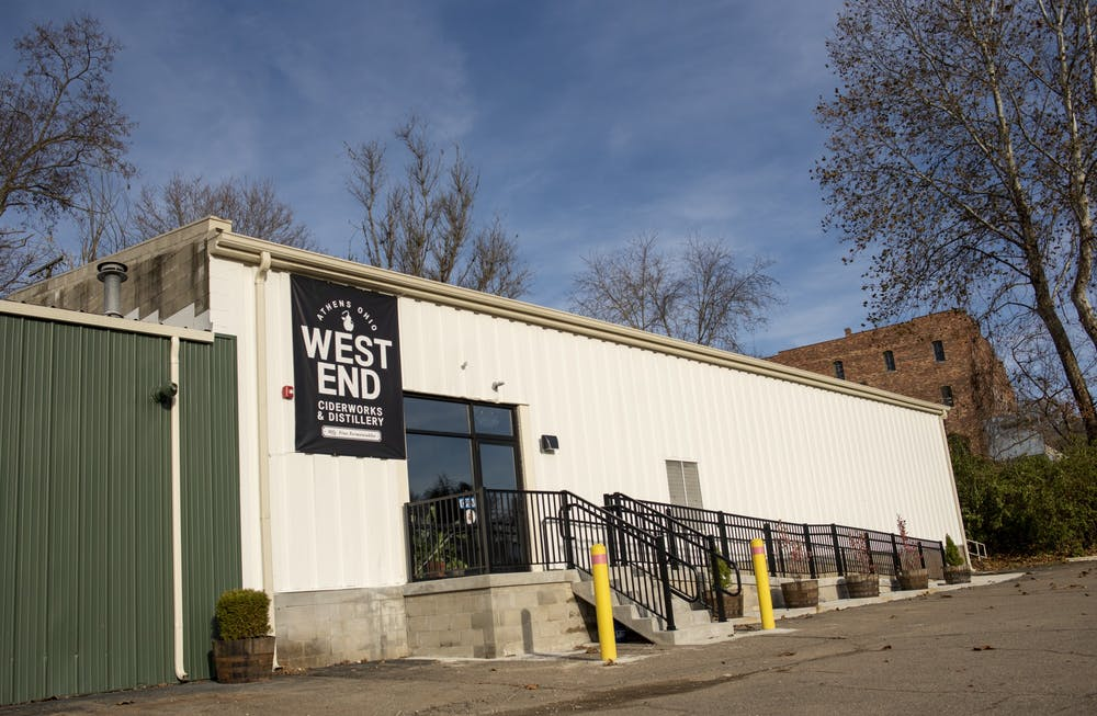 West End Ciderworks and Distillery's Tasting Room to have grand opening this weekend