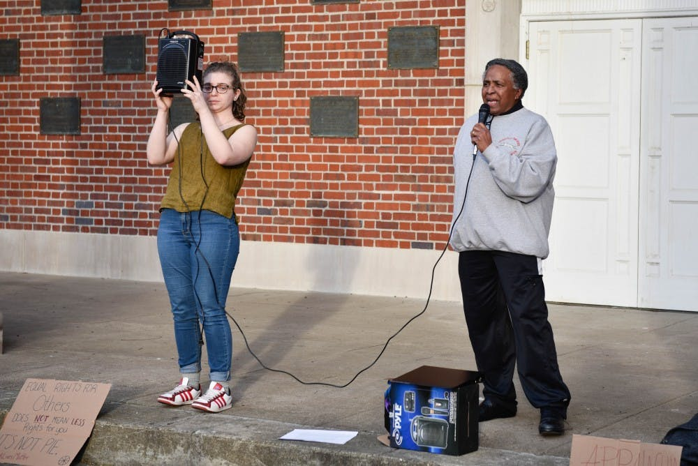 Local descendent of Thomas Jefferson talks being black at OU in the 50s