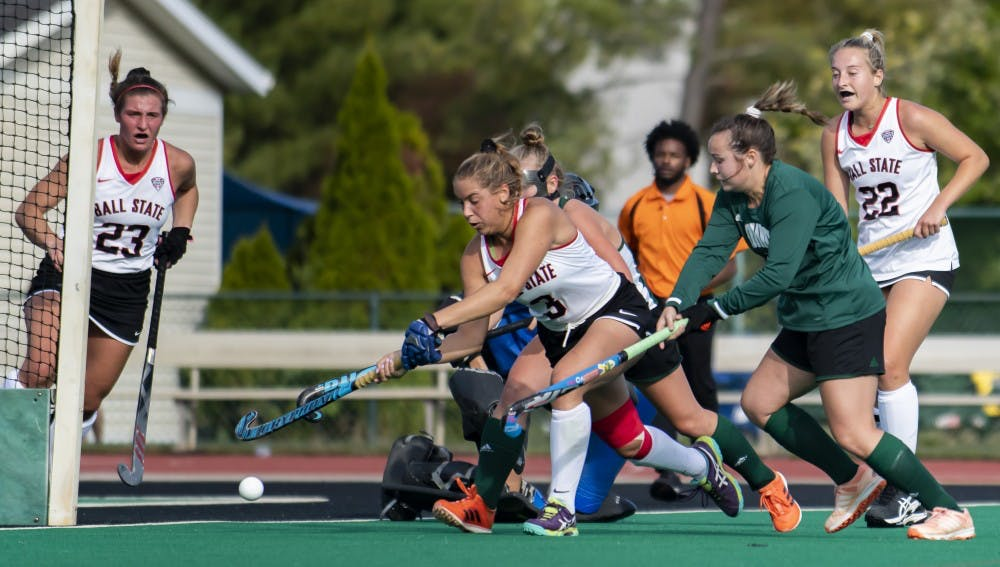 Field Hockey: Ohio will finish regular season with matches against Miami and UC Davis