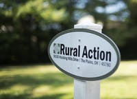 Rural Action located outside of Athens, OH in The Plains. 