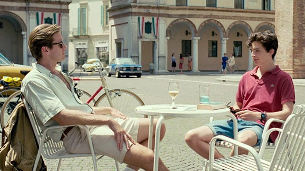 Film Review: 'Call Me By Your Name' is a good movie — but it doesn't stack up to other Oscar contenders