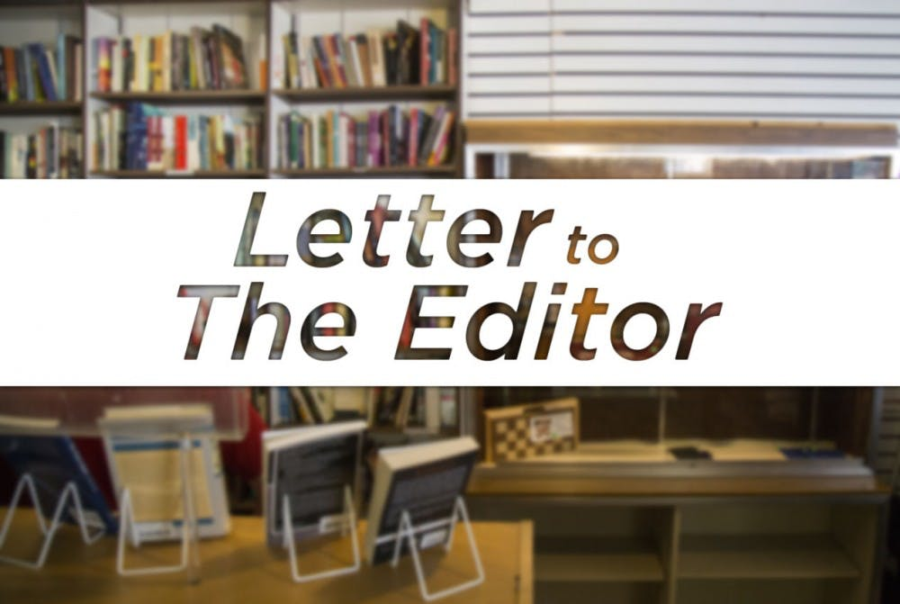 Letter to the Editor: In regard to Ohio University Student Senate failed Resolution 1819-103
