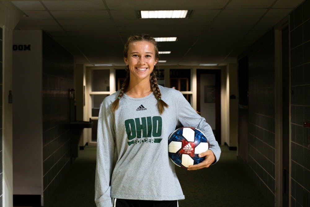 Soccer: Alivia Milesky has become Ohio's go-to player