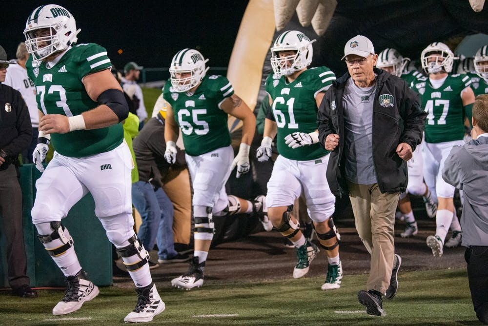 Football: Among uncertain future, Frank Solich cements himself as Mid-American Conference's winningest coach