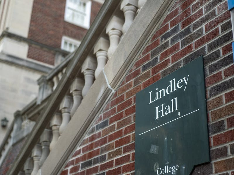 Lindley Hall on Ohio University's campus is home to the Survivor Advocacy Program.
