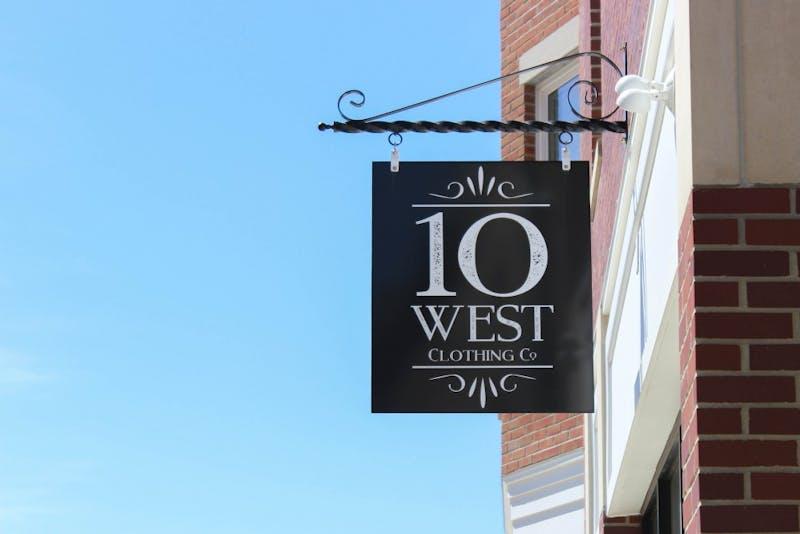 10 West Clothing Co.
