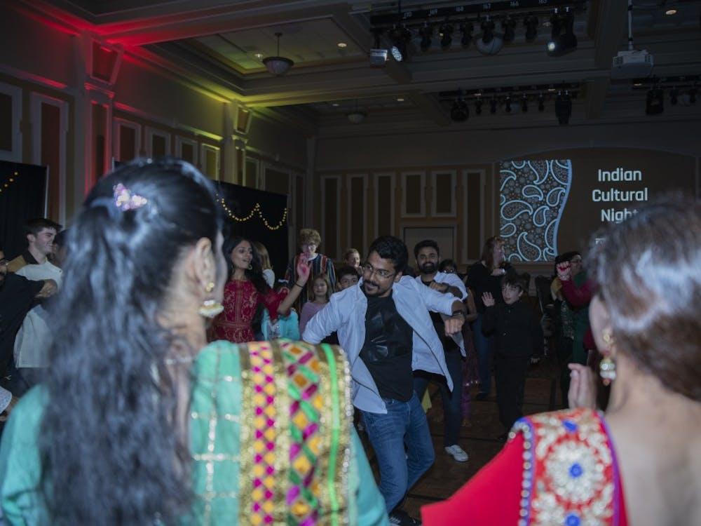 Indian Culture Night at Ohio University in Athens, Ohio, on Sunday, Oct. 27, 2019.