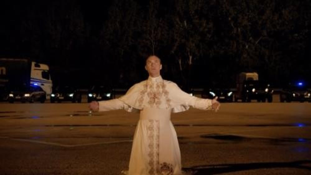 TV Review: 'The Young Pope' hits home with its Catholic guilt stunt