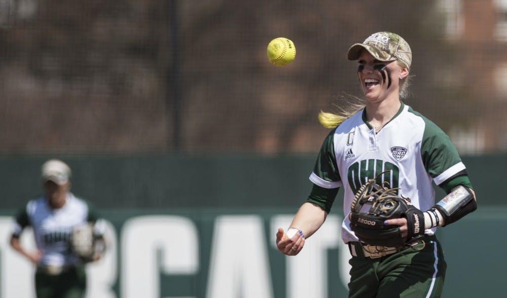 Softball: Ohio moves on to MAC Tournament semifinal
