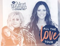 "CMT's Next Women of Country RaeLynn and Kalie Shorr will join Sara Evans on her ""All The Love Tour,"" which is set to stop at Ohio University. (via Performing Arts and Concert Series website)"