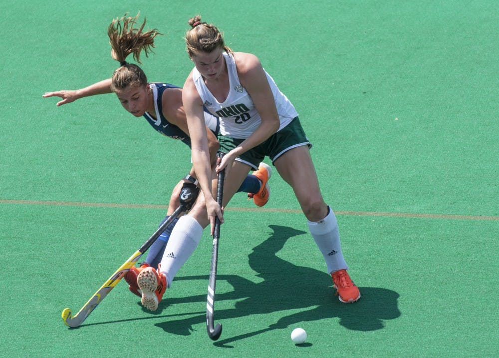 Field Hockey: Ohio looks to continue hot start to the season against Lock Haven