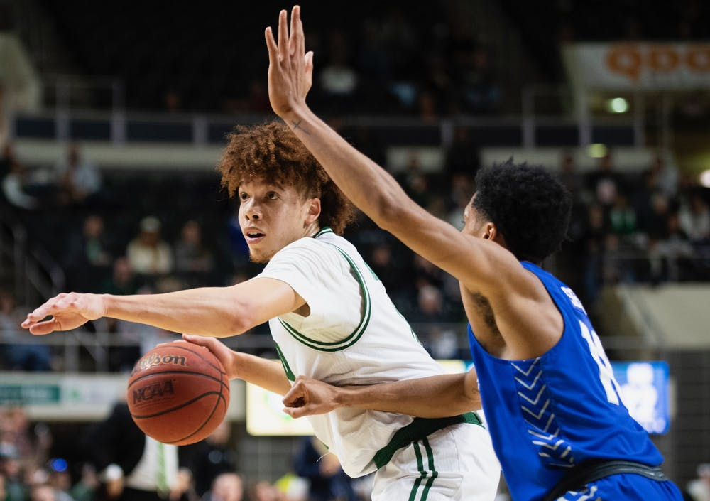 Men's Basketball: Practice halftime simulation helps Ohio fix second-half woes in win over Buffalo