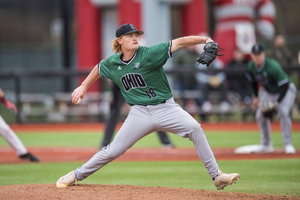 Baseball: Ohio looks to bounce back against Ohio State