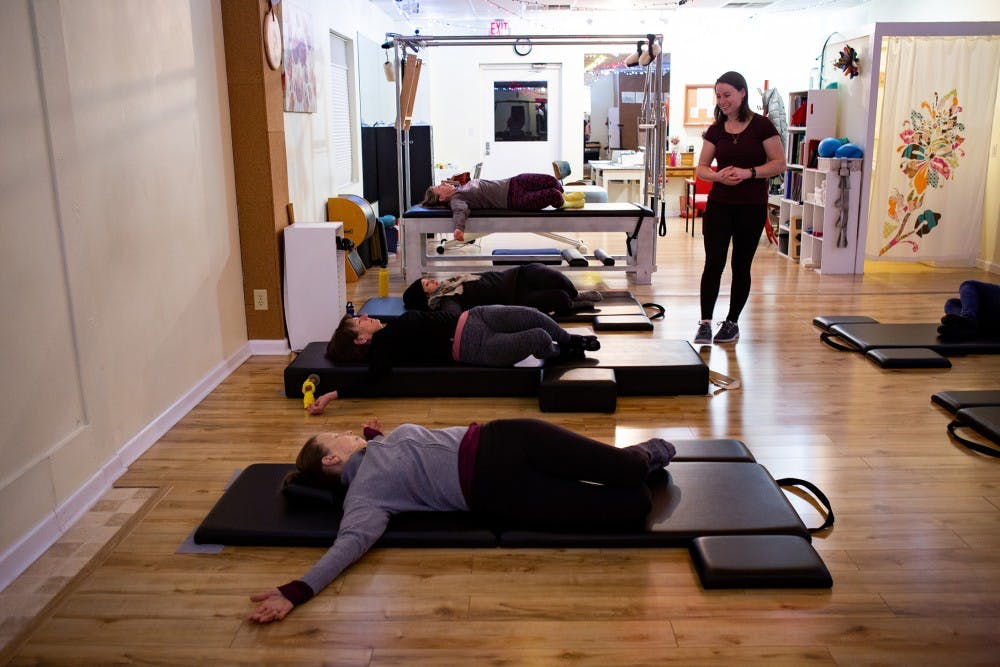 Pilates used for rehabilitation and is gaining popularity as an engaging exercise