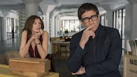 Netflix's 'Velvet Buzzsaw' delves into the absurdity of the Los Angeles art scene, but does it classify as a horror film? (Photo via @THR on Twitter)