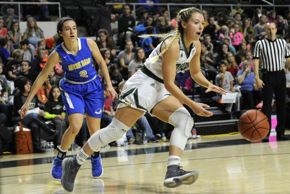 Women's basketball: Ohio defeats Eastern Kentucky 69-57, holds on to lead despite Colonels surge