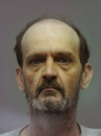 Provided via the Athens County Sheriff's Office. Mugshot of James Howerton, who was arrested Sept. 15 for theft, breaking and entering and possession of criminal tools