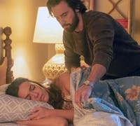 With the first episode of the Big Three trilogy underway, we won't be sleeping anytime soon. (Photo provided via @nbcthisisus on Instagram)