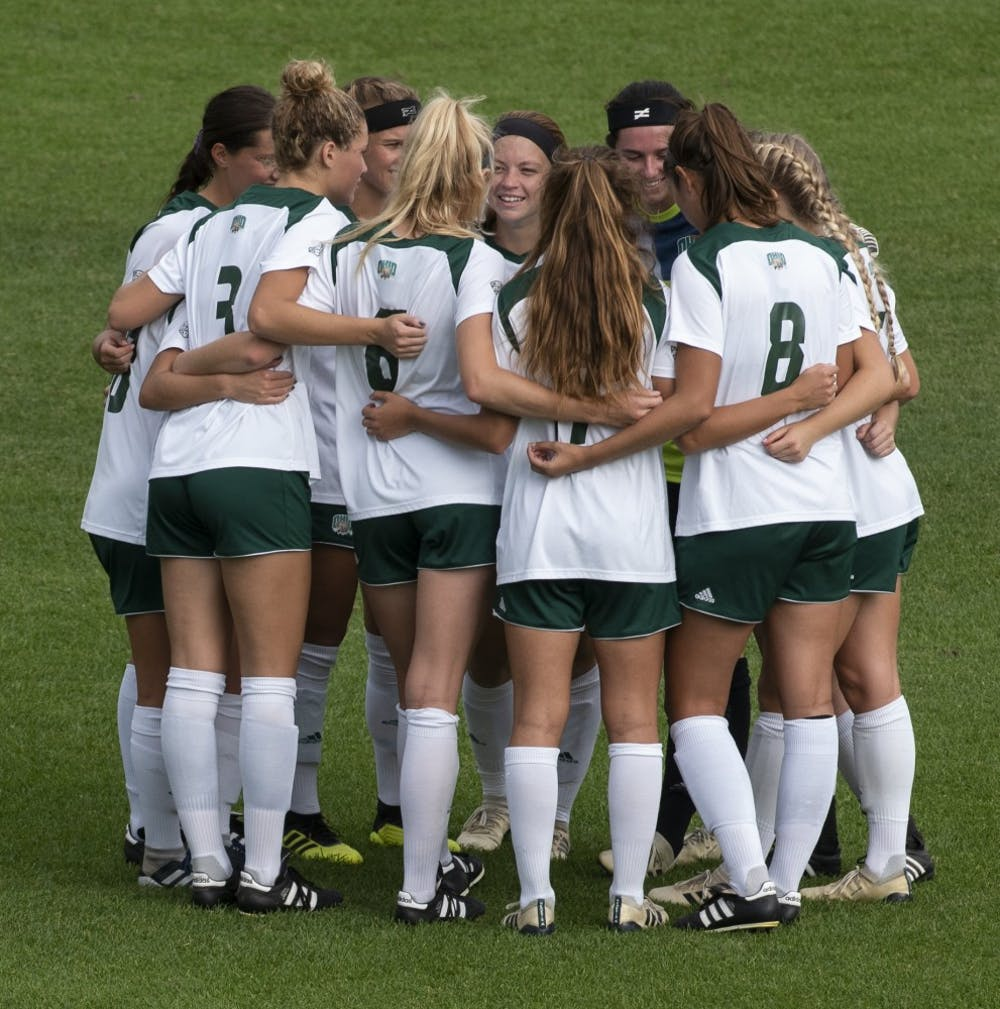 Soccer: Ohio prepares for weekend against Akron, Buffalo