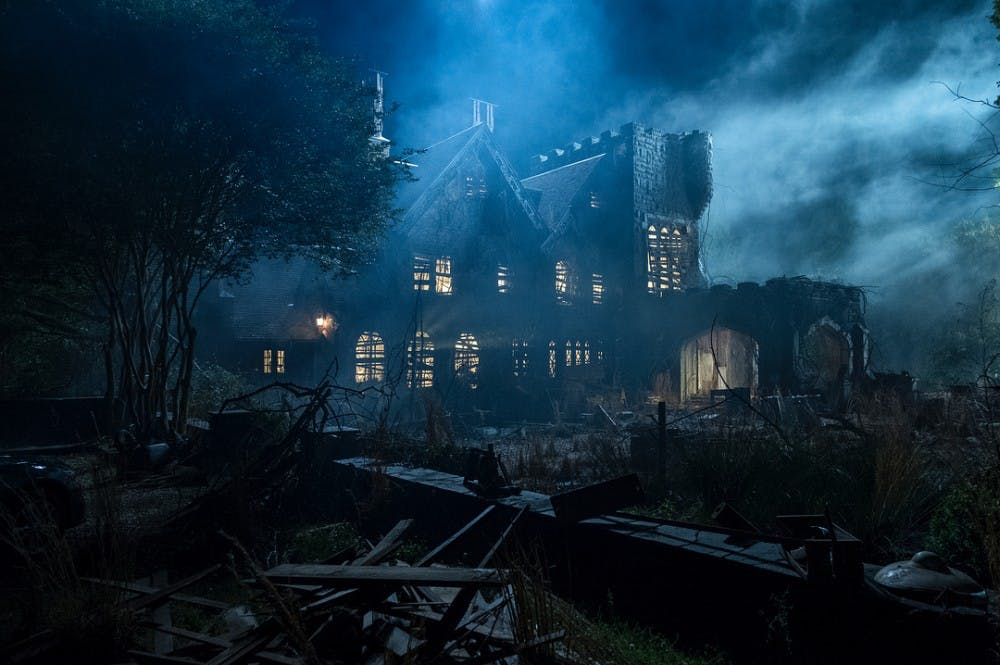 TV Review: 'The Haunting of Hill House' is a family drama full of paranormal twists of fate