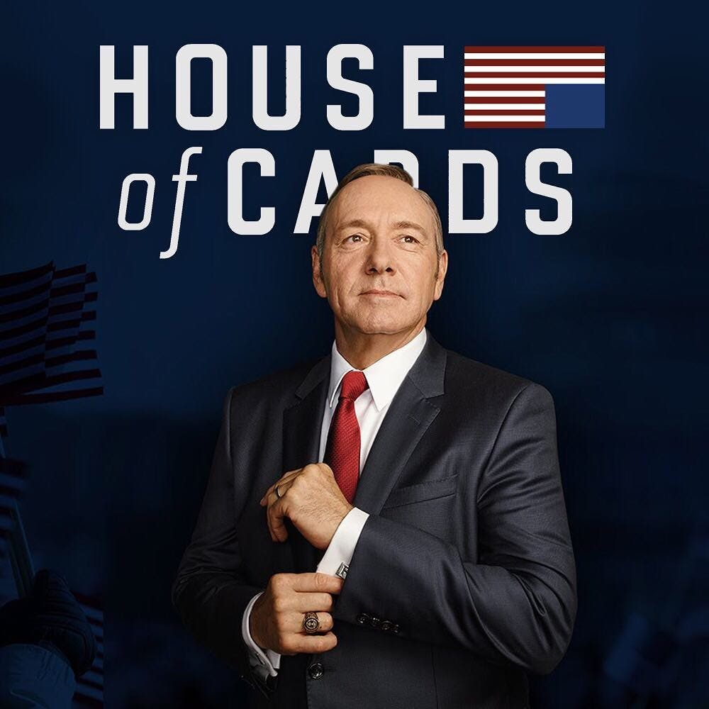 'House of Cards' will continue without Kevin Spacey