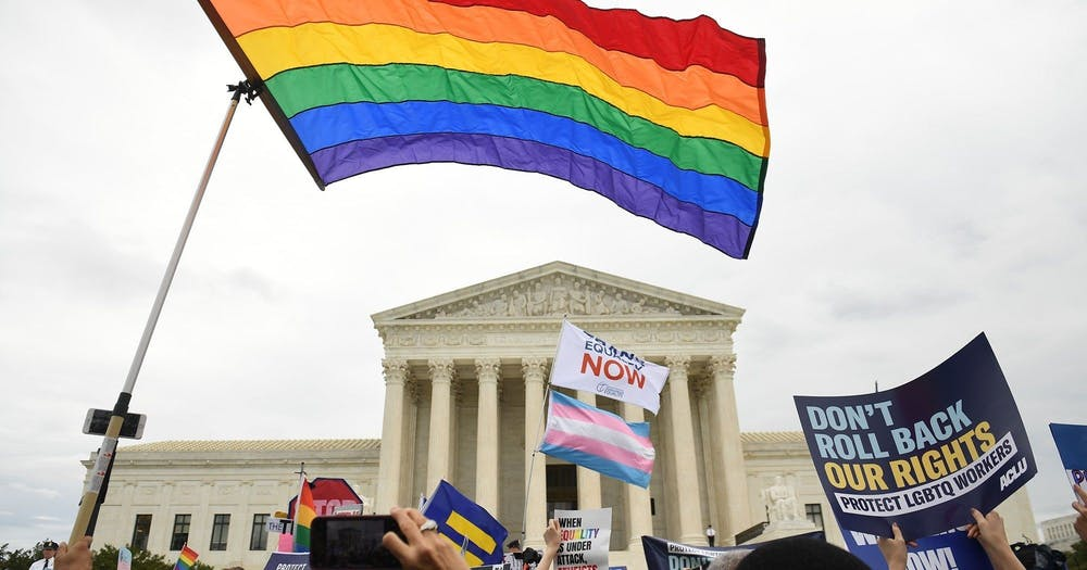 Supreme Court turn to cases of LGBTQ+ discrimination
