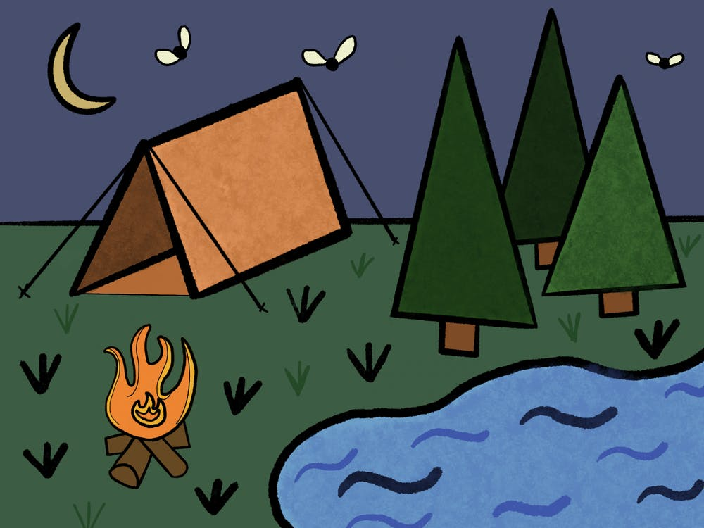 A guide to spring camping