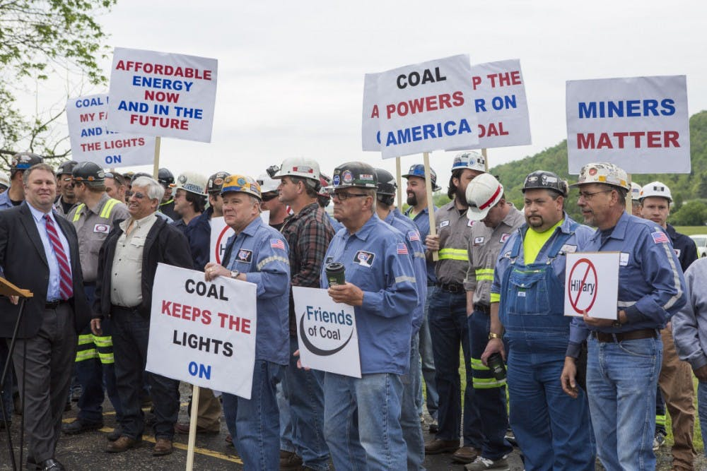 Trump needs to come through on bringing coal jobs back to Appalachia