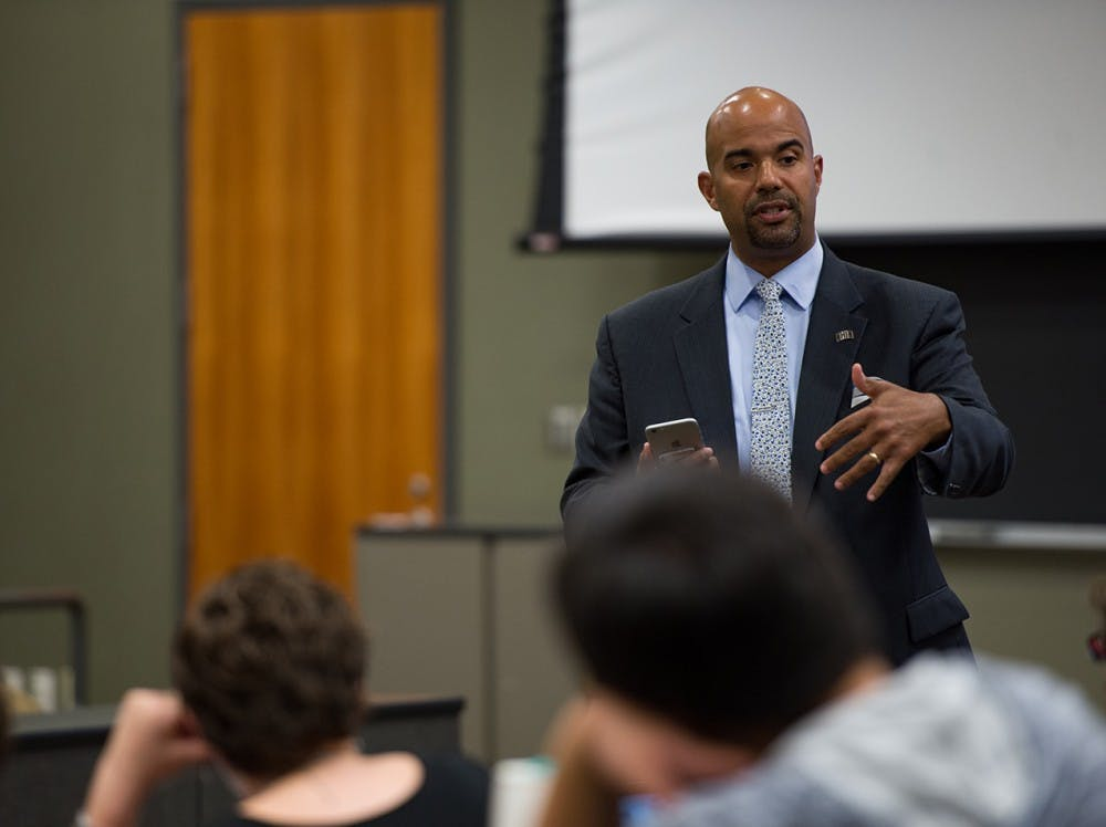 Vice President for Student Affairs spoke to GSS about hiring a legal consultant for international students