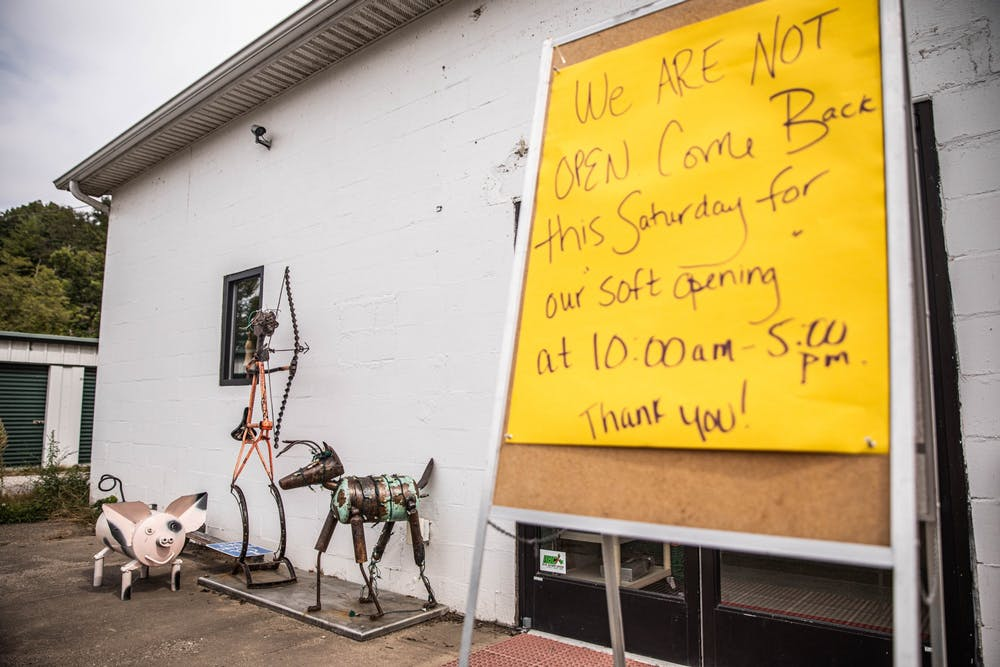 ReUse Makerspace, thrift store reopens thanks to Southeast Ohio organizations