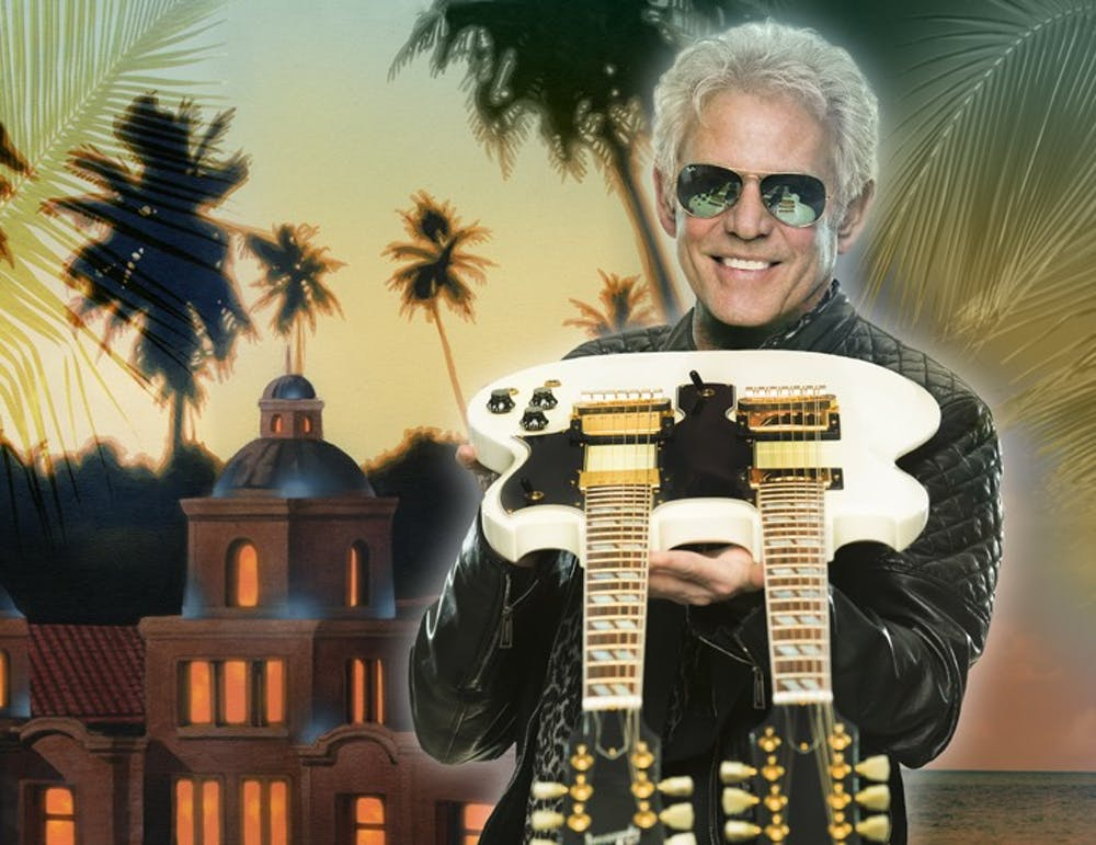 Eagles' lead guitarist Don Felder will rock out in Athens