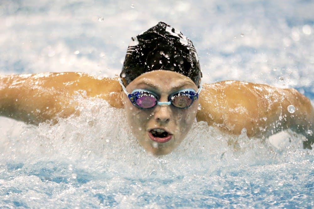 Swim and Dive: Ohio finishes seventh at MAC Championships