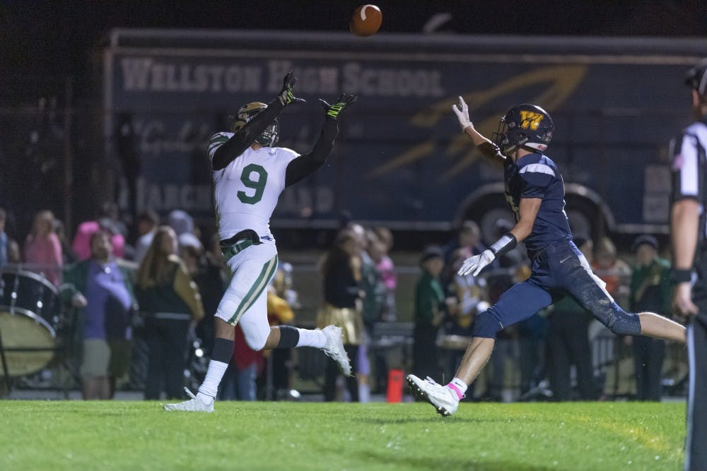 Athens Football: Athens holds top spot in conference after win over Wellston