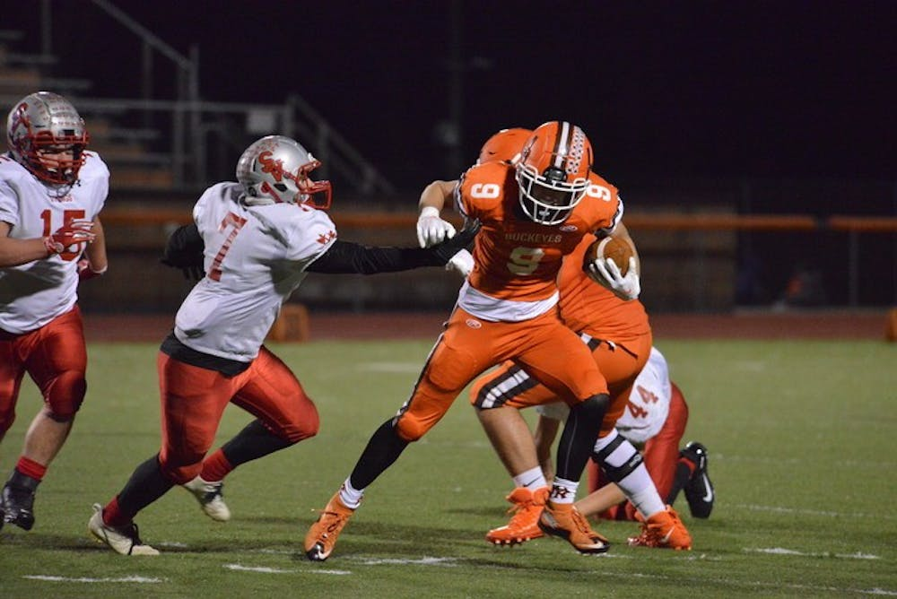 High School Football: Ethan Gail leads Nelsonville-York to 41-6 playoff victory over Symmes Valley