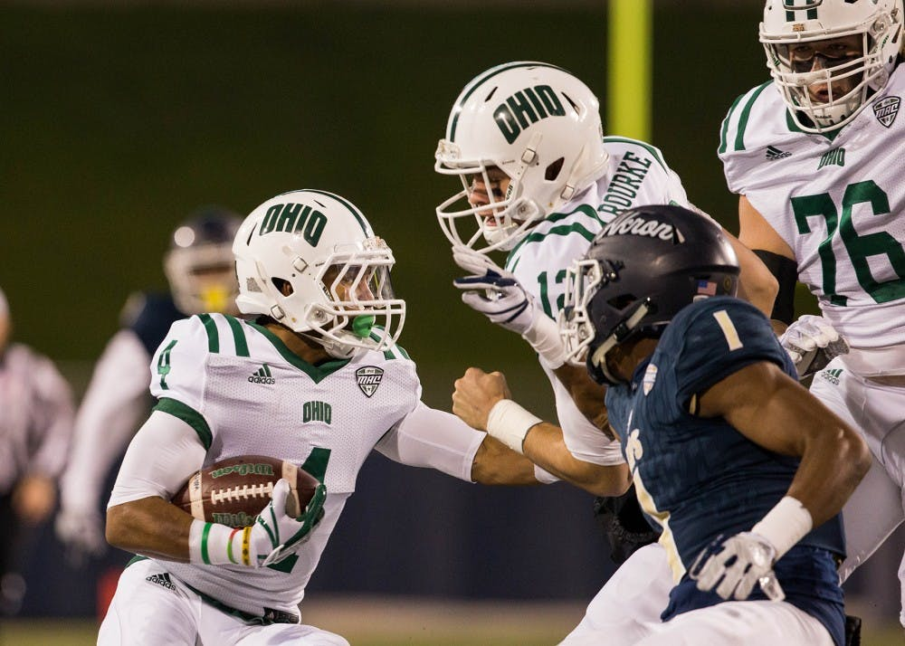 Football: A look into Ohio's September schedule