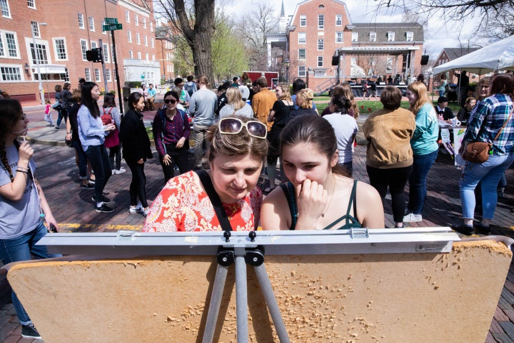 International Street Fair and Moms Weekend make for a full weekend in Athens