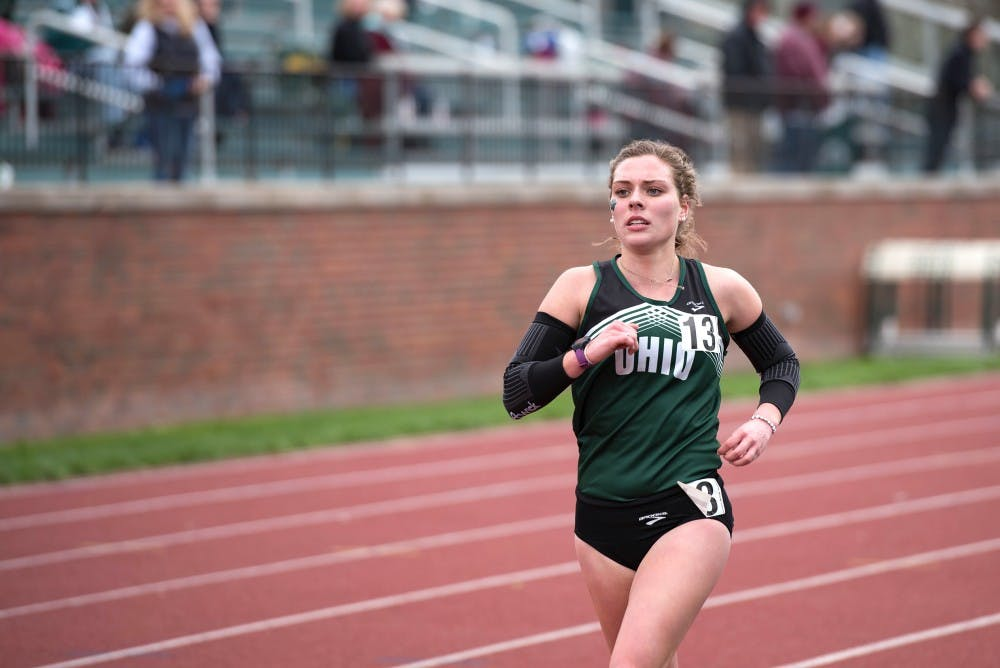 Track & Field: Distance runners provide spark in Youngstown as Bobcats prep for Thundering Herd Invitational