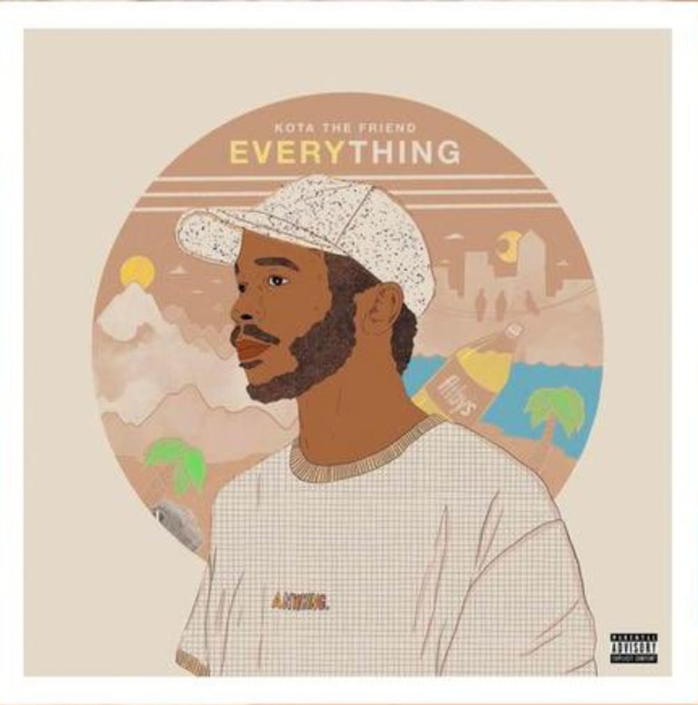 Album Review: Kota the Friend releases a feel-good album with 'EVERYTHING'