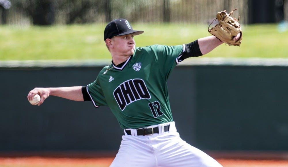 Baseball: Jack Liberatore shines in stellar outing against Toledo