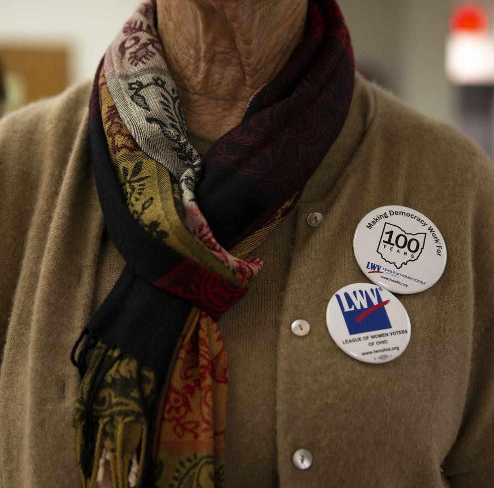 Athens County League of Women Voters commemorates centennial of women's right to vote