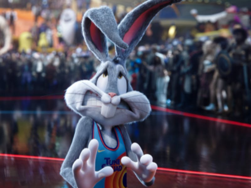 'Space Jam: A New Legacy' is now in theaters and streaming on HBO Max until August 15 (Photo provided by @spacejammovie via Twitter)